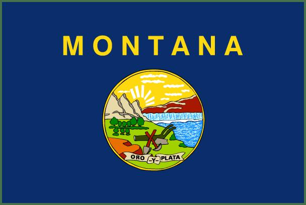 Montana Flag