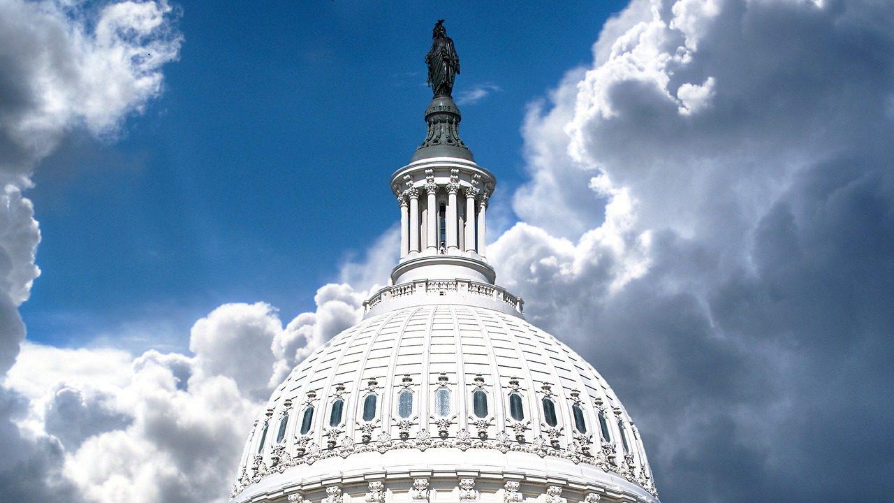 Congress federal budget capitol