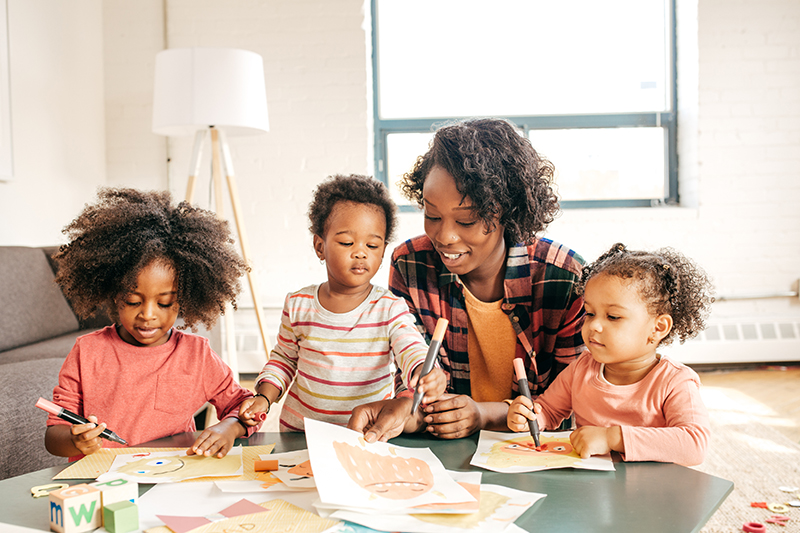 Operating A Family Child Care Home Program Practices Child Care Aware Of America