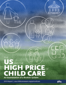 the US and the High Price of Child Care Report Cover