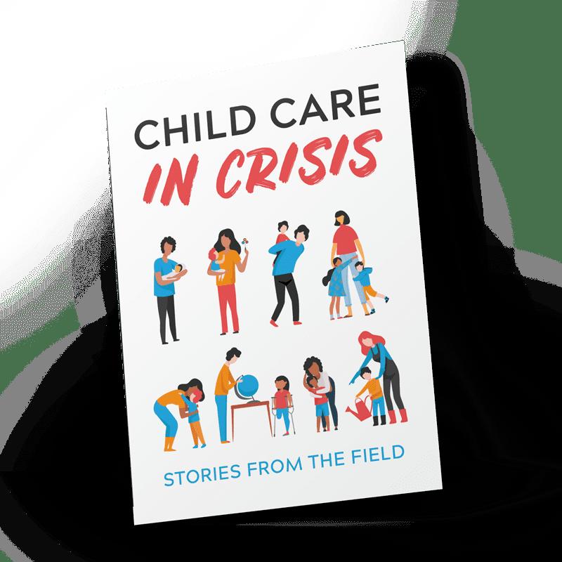 child care in crisis cover