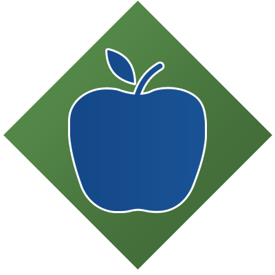 apple icon representing nutrition