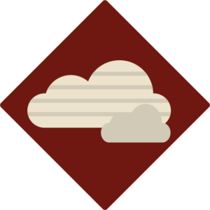 icon of clouds